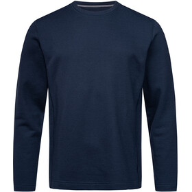 super.natural Knit Maglione Uomo, blue iris melange